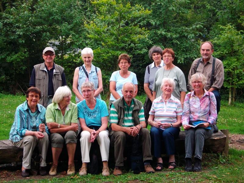 Mitglieder Verein für Natur- und Umweltschutz