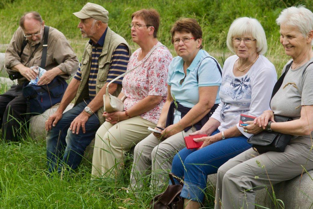 VNU-Mitglieder (Foto: Klaus Brink)