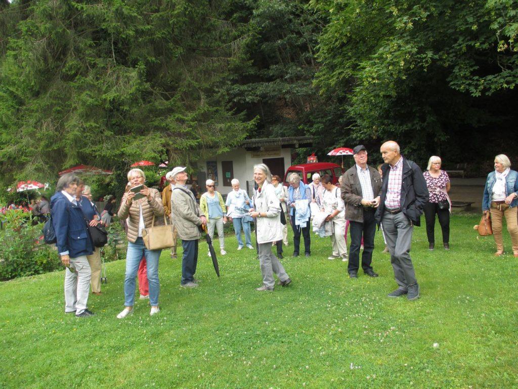 VNU erkundet Brückenpark Müngsten und den Rombergpark in Dortmund